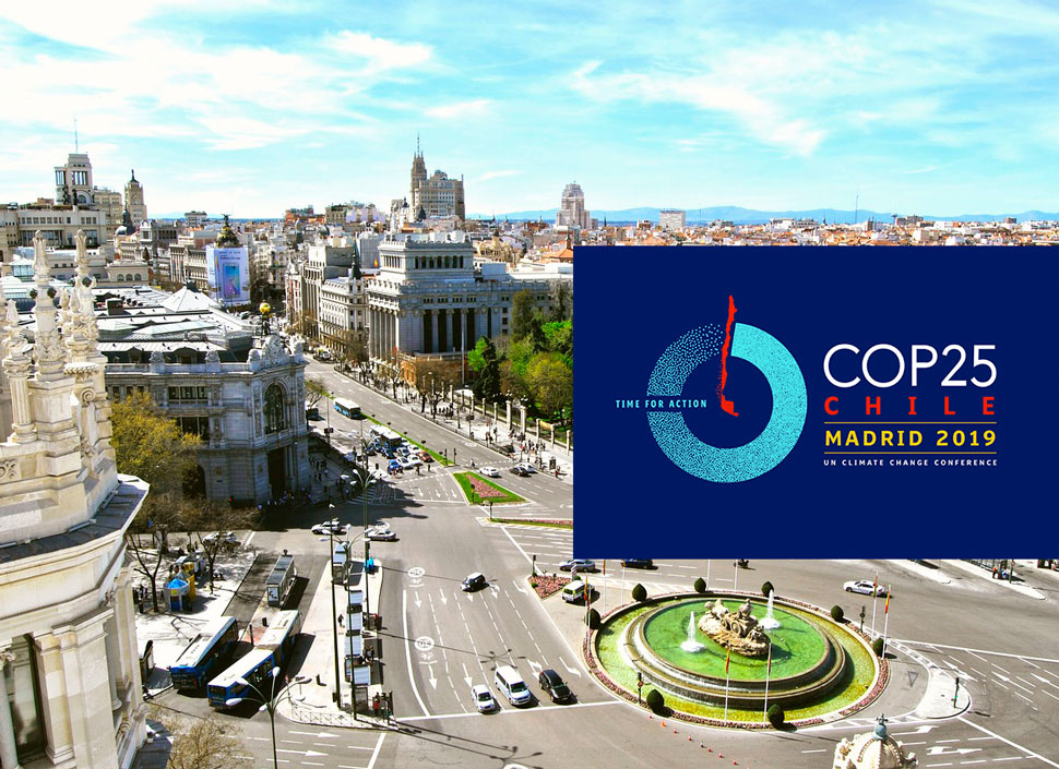 Do you require concierge services for the Climate Summit in Madrid?