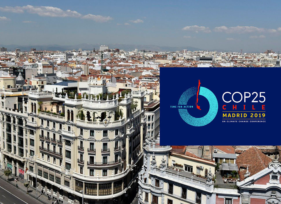 Do you require transport services for the Climate Summit in Madrid?